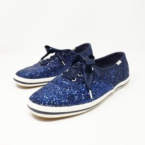 KEDS X KATE SPADE glitter Champion sneakers